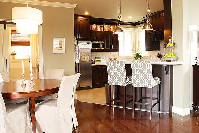 10 советов по зонированию кухни Строительный блог Вити